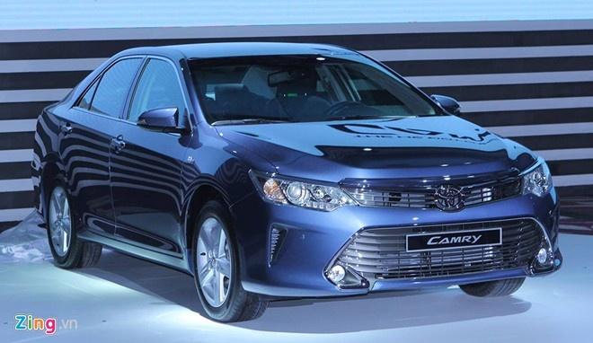 Toyota bi canh tranh manh trong nam 2015 o Viet Nam hinh anh 4
