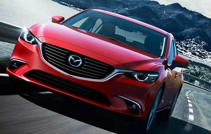 Mazda thang lon tai Nhat Ban hinh anh