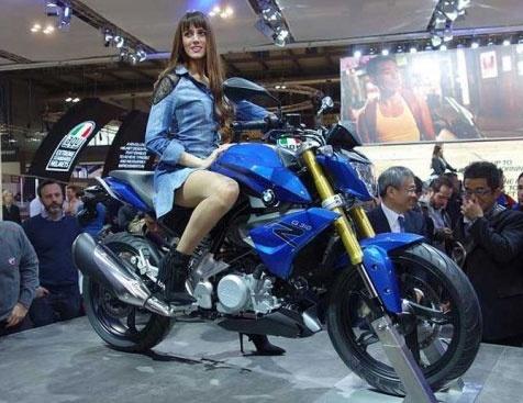 Moto duoi 500 phan khoi dau tien cua BMW den Dong Nam A hinh anh
