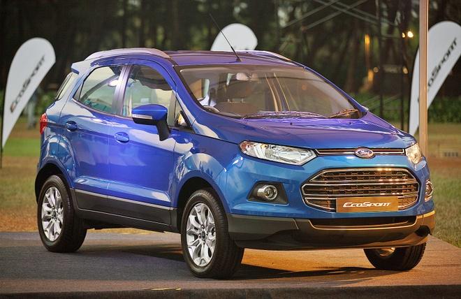 Ford Viet Nam trieu hoi 728 chiec Ecosport hinh anh