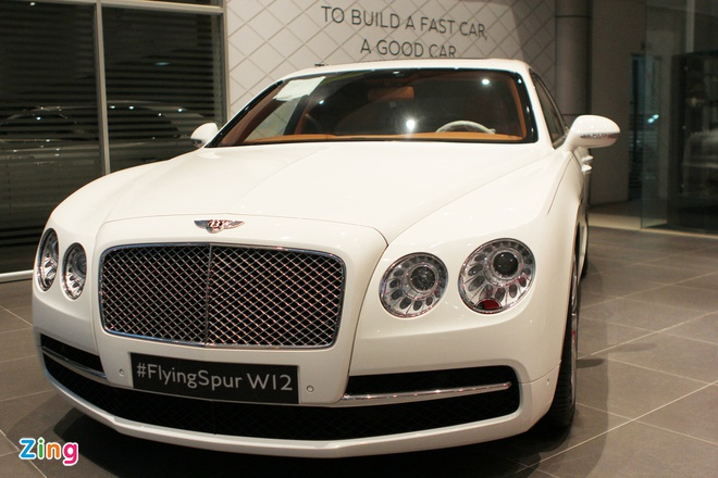 Cap Bentley Flying Spur W12 chinh hang gia tu 11,4 ty dong hinh anh 2