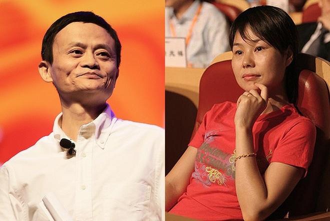 Nguoi phu nu phia sau ong chu Alibaba la ai? hinh anh 1
