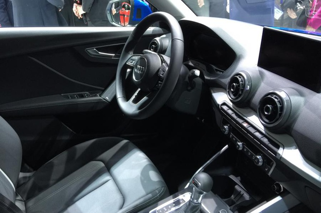 Audi trinh lang crossover co nho Q2 hinh anh 2