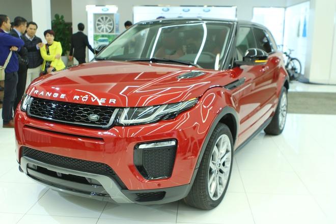 Range Rover Evoque 2016 chinh hang van chua co gia ban hinh anh