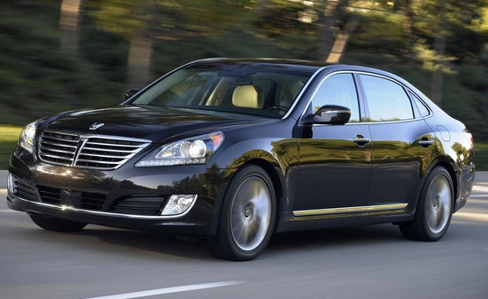Hyundai trieu hoi Genesis, Equus vi loi can gat nuoc hinh anh