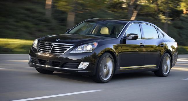 Hyundai trieu hoi Genesis, Equus vi loi can gat nuoc hinh anh 1