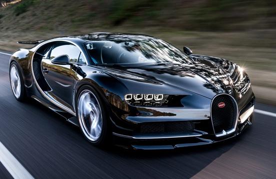 5 dieu it biet ve sieu xe Bugatti Chiron hinh anh
