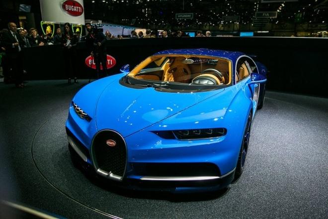 5 dieu it biet ve sieu xe Bugatti Chiron hinh anh 2