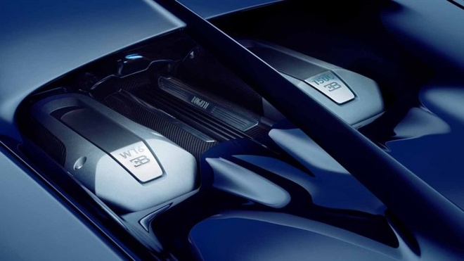 5 dieu it biet ve sieu xe Bugatti Chiron hinh anh 4