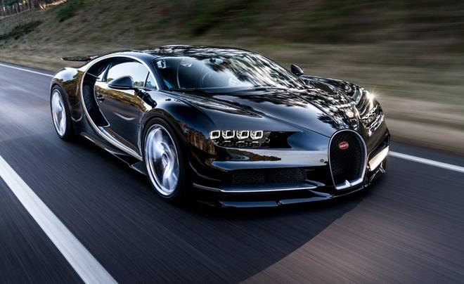 5 dieu it biet ve sieu xe Bugatti Chiron hinh anh 5