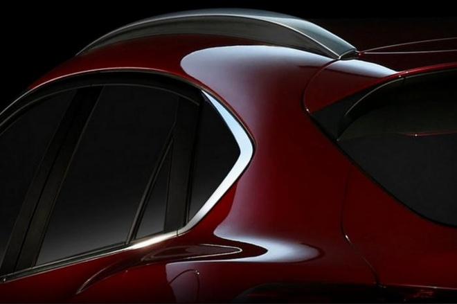 Mazda CX-4 ra mat o trien lam Bac Kinh vao thang 4 hinh anh 1