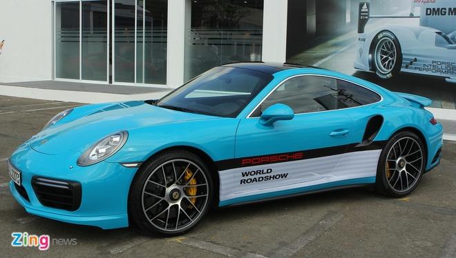 Porsche mang dan xe the thao den Sai Gon hinh anh 2