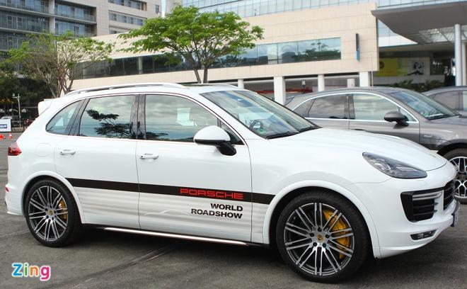 Porsche mang dan xe the thao den Sai Gon hinh anh 6