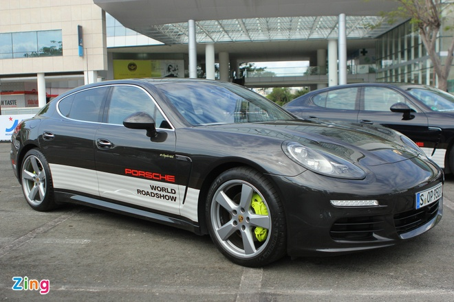 Porsche mang dan xe the thao den Sai Gon hinh anh 7