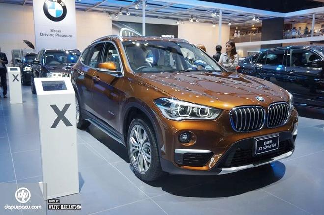BMW X1 2016 gia gan 75.000 USD den Dong Nam A hinh anh 1