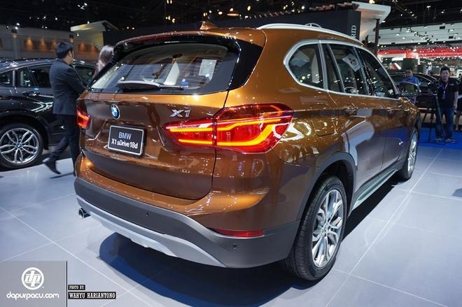 BMW X1 2016 gia gan 75.000 USD den Dong Nam A hinh anh 2