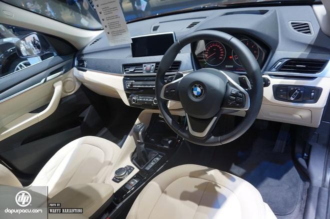 BMW X1 2016 gia gan 75.000 USD den Dong Nam A hinh anh 4