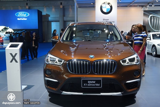BMW X1 2016 gia gan 75.000 USD den Dong Nam A hinh anh 3