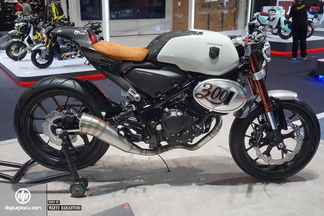 Y tuong Honda CBR300R do cafe racer hinh anh 1