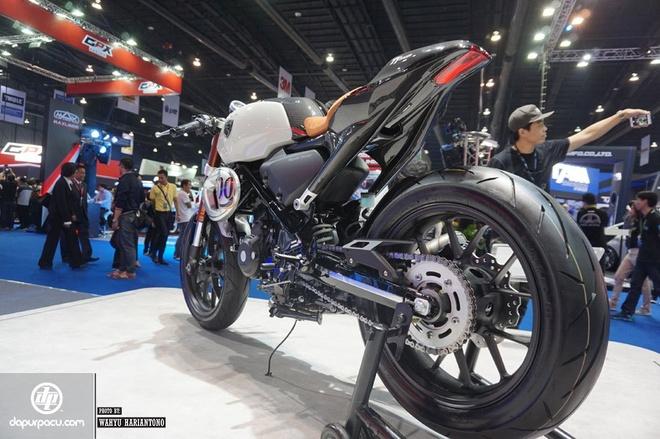 Y tuong Honda CBR300R do cafe racer hinh anh 4