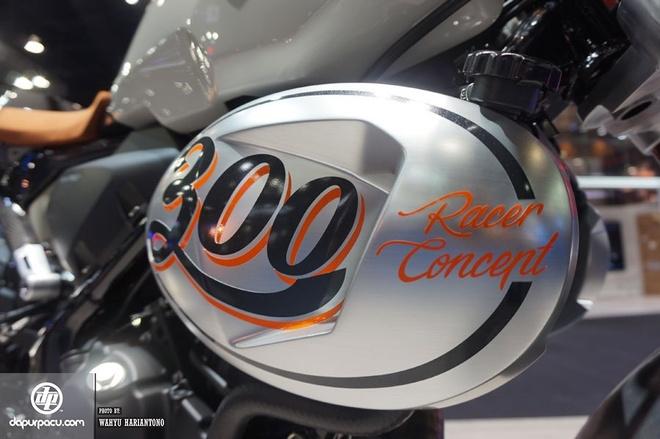 Y tuong Honda CBR300R do cafe racer hinh anh 6