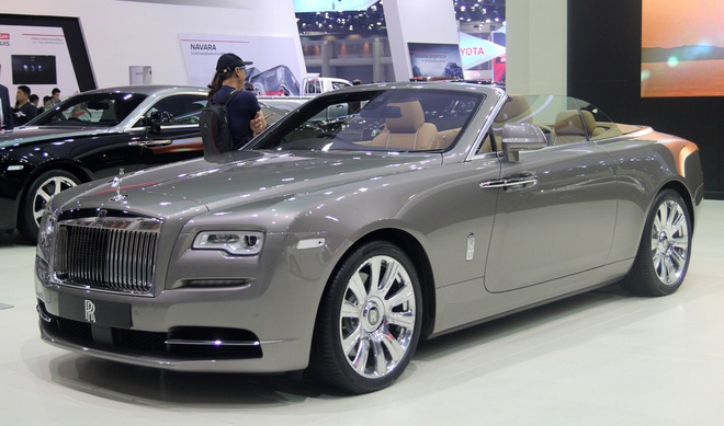 Rolls-Royce Dawn cho dai gia Viet dat hang hinh anh 1