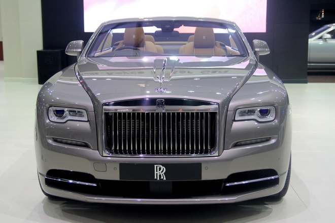Rolls-Royce Dawn cho dai gia Viet dat hang hinh anh 2