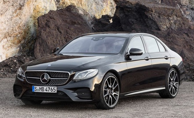 Mercedes-AMG ra 10 mau xe moi trong nam 2016 hinh anh