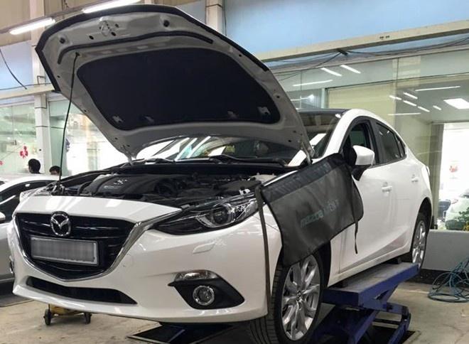 Truong Hai chua dua ra giai phap xu ly loi Mazda 3 hinh anh