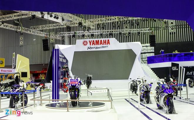 Yamaha tu tin dan dau phan khuc xe con tay 150 phan khoi hinh anh 2