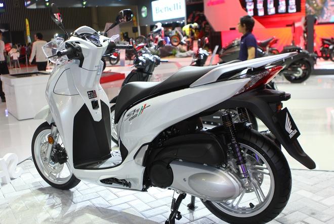 Honda SH300i ABS chinh hang sap ban o Viet Nam hinh anh