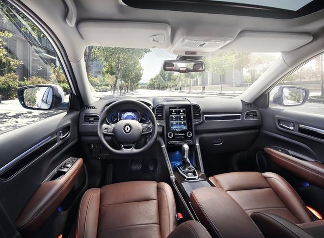 Renault Koleos 2016 ra mat anh 2