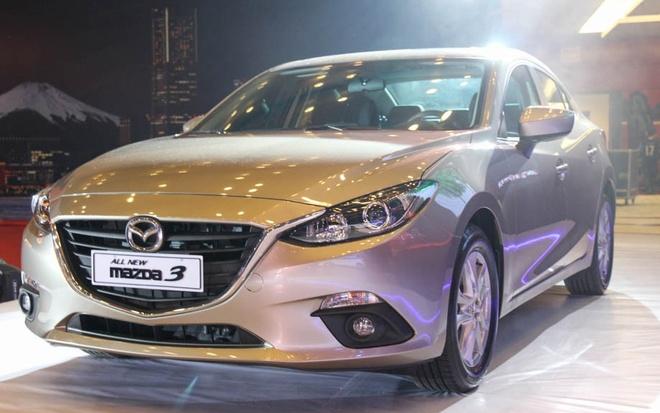Truong Hai trieu hoi Mazda 3 trong thang 5 hinh anh 1
