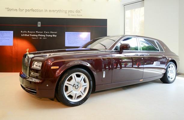 Nhung chiec Rolls-Royce co gia ban ky luc o Viet Nam hinh anh