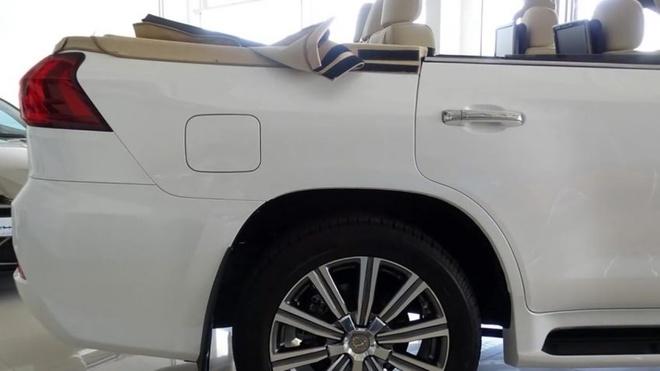 Lexus LX 570 cat mui gia hon 350.000 USD o Dubai hinh anh 7