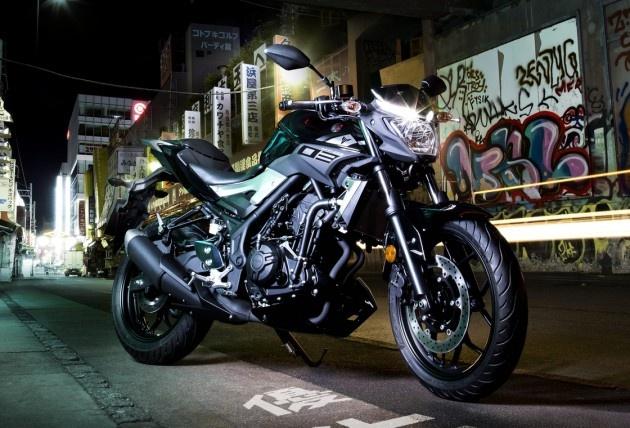 Yamaha MT-03 2016 co gia ban hon 7.000 USD o chau Au hinh anh 1