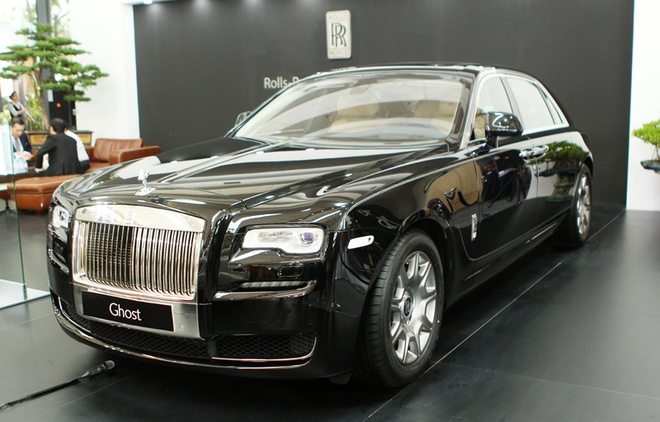 Chi tiet Rolls-Royce Ghost Series II EWB gia 27 ty dong hinh anh