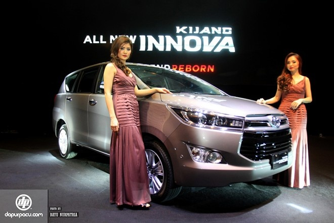 Gia Toyota Innova moi tai VN co the tang gan 100 trieu dong hinh anh 1