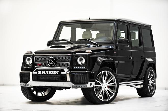 Xe Mercedes qua tay Brabus khac AMG the nao? hinh anh 4