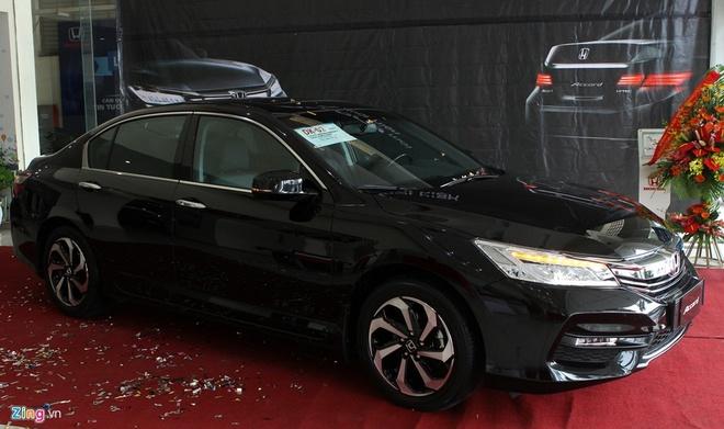 Honda Accord 2016 giu nguyen gia 1,47 ty dong o Viet Nam hinh anh 1