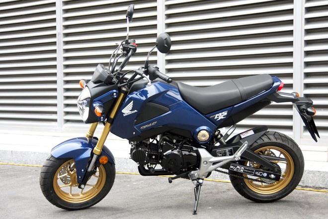 Honda MSX 125 ban duoi gia de xuat gan 5 trieu dong hinh anh