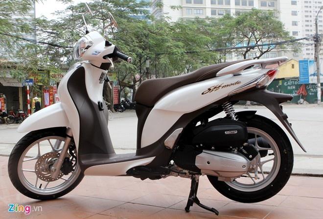 6 xe tay ga ban chay nhat Viet Nam nam 2015 hinh anh 4