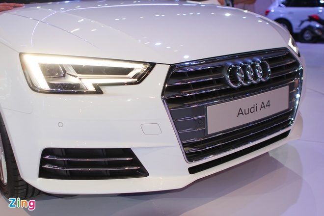 Can canh Audi A4 2016 gia tu 1,65 ty dong o Viet Nam hinh anh 3