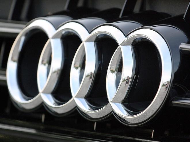 Logo 4 vong tron Audi co y nghia gi? hinh anh