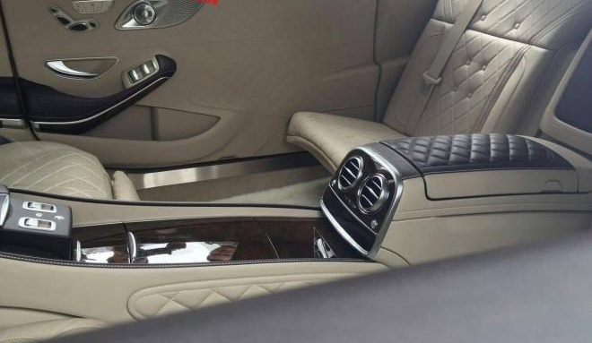 Mercedes-Maybach S600 Pullman dau tien den Trung Quoc hinh anh 2