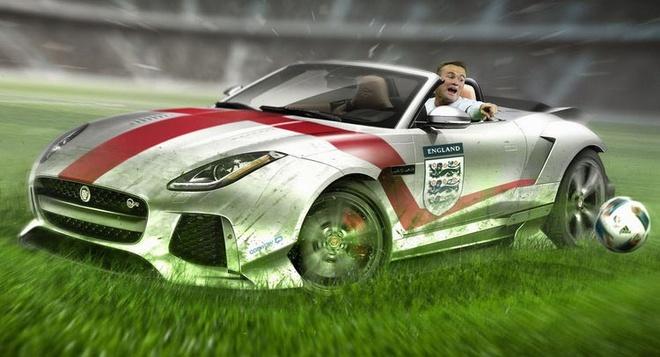 Sieu xe cua cac nuoc tham du Euro 2016 hinh anh
