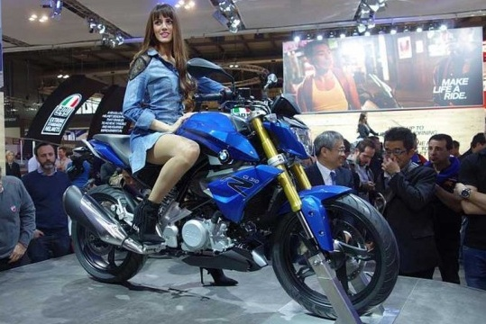 Moto duoi 500cc dau tien cua BMW co gia tu 4.700 USD hinh anh