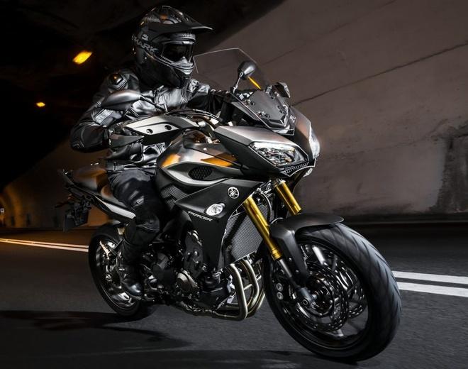 Yamaha MT-09 Tracer 2016 co gia ban 15.000 USD o Malaysia hinh anh