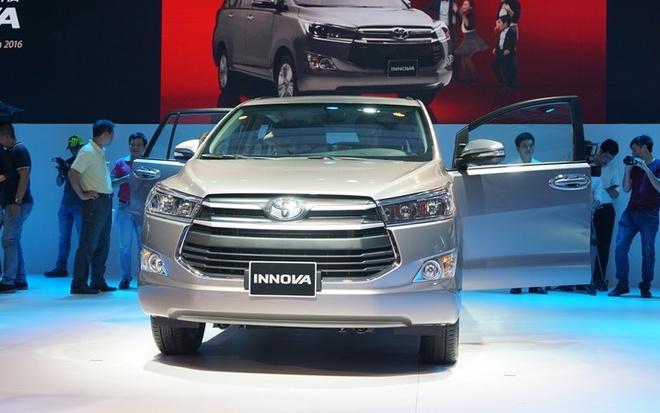 Toyota Innova 2016 co the gap kho o Viet Nam vi gia cao hinh anh