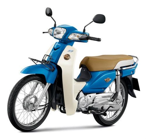 Honda Super Cub 2016 co gia ban hon 1.200 USD o Thai Lan hinh anh 1